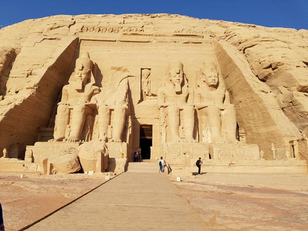 拉美西斯二世神庙